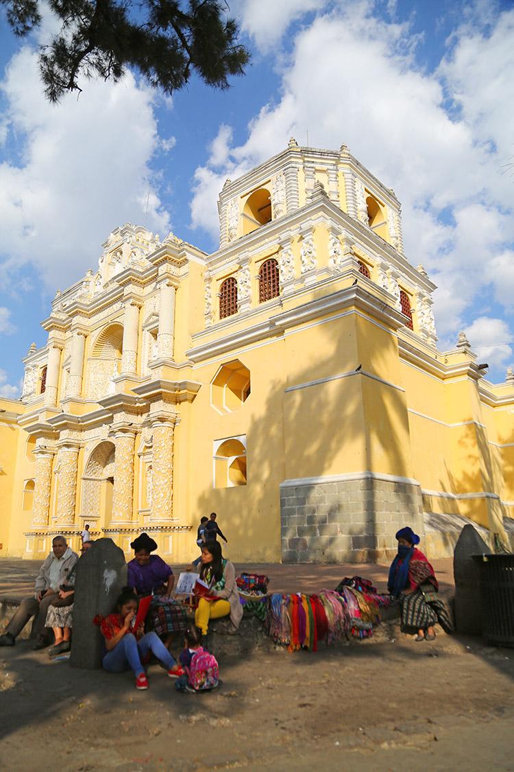 アンティグア メルセー教会