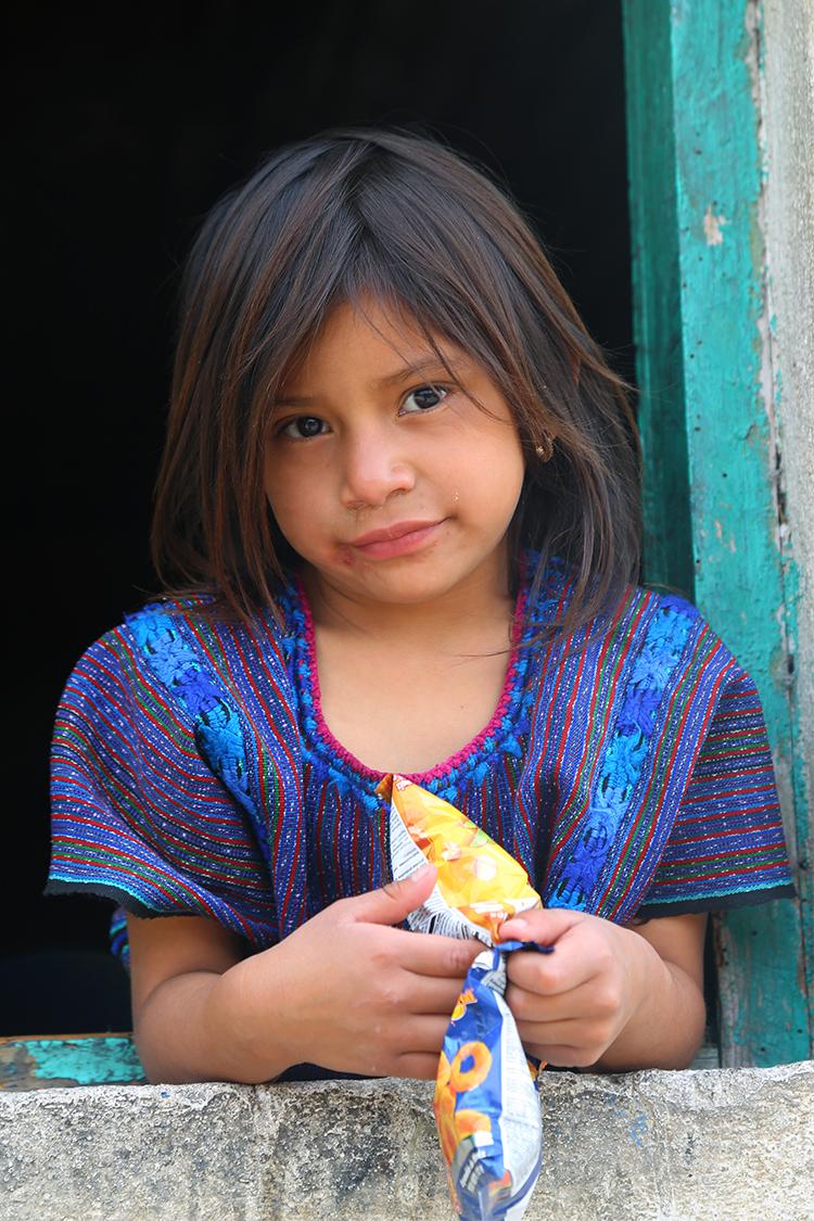 サン・アントニオ・パロポ マヤ民族 民族衣装
