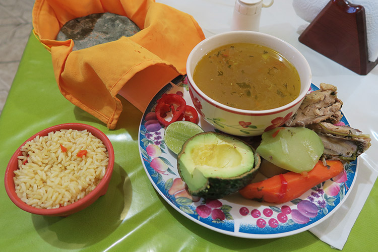 グアテマラ料理 グアテマラご飯