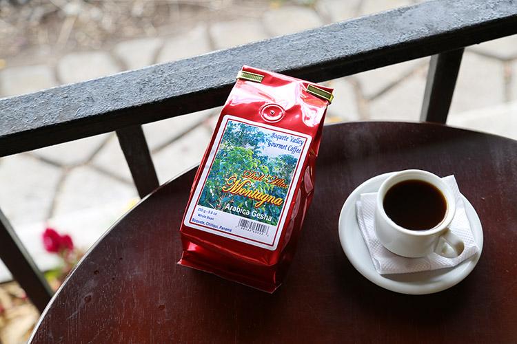 ボケテ パナマ ゲイシャコーヒー