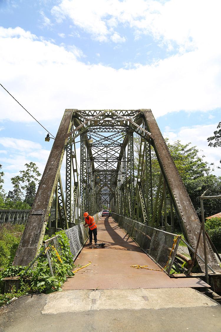 コスタリカ パナマ 国境