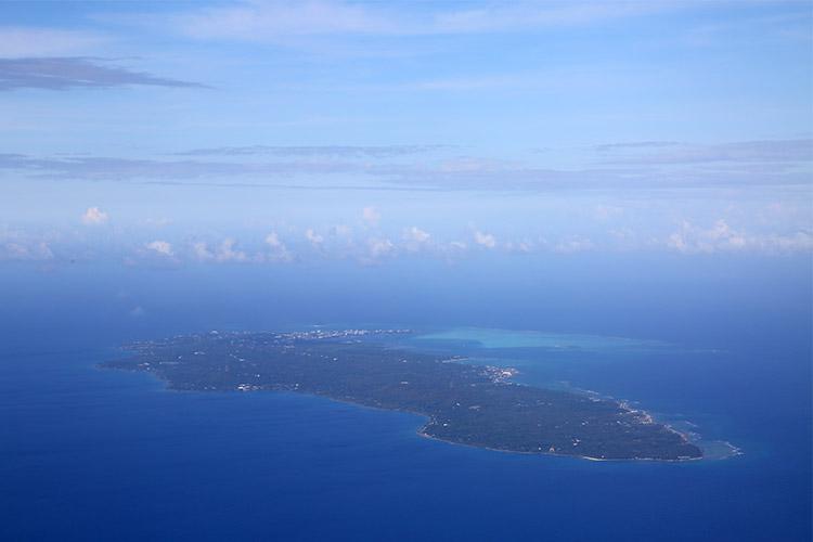 コロンビア サンアンドレス島