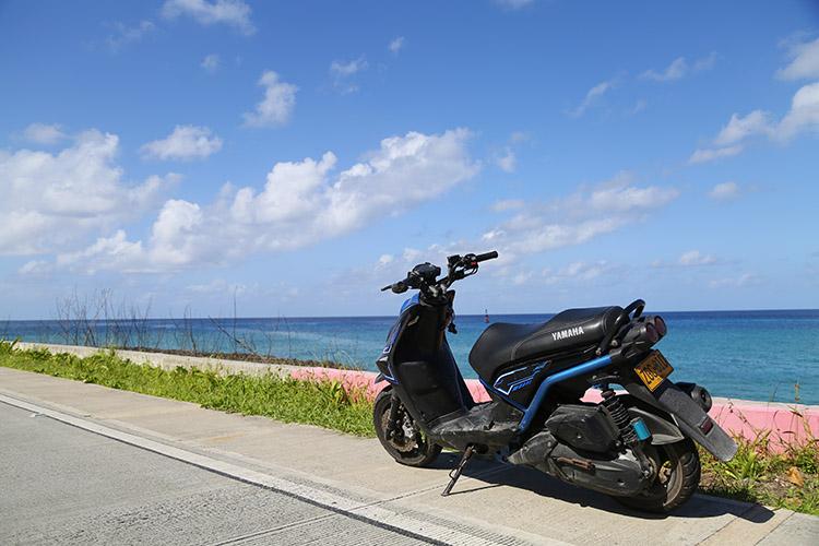 サンアンドレス レンタルバイク 一周