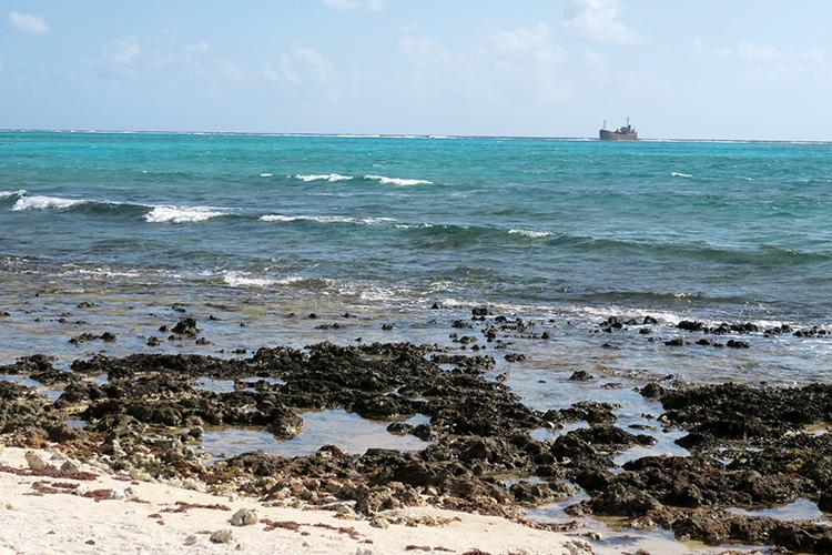サン・アンドレス島 アクアリオ