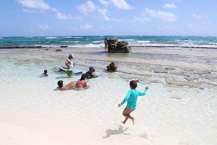 サン・アンドレス島 カリブ海