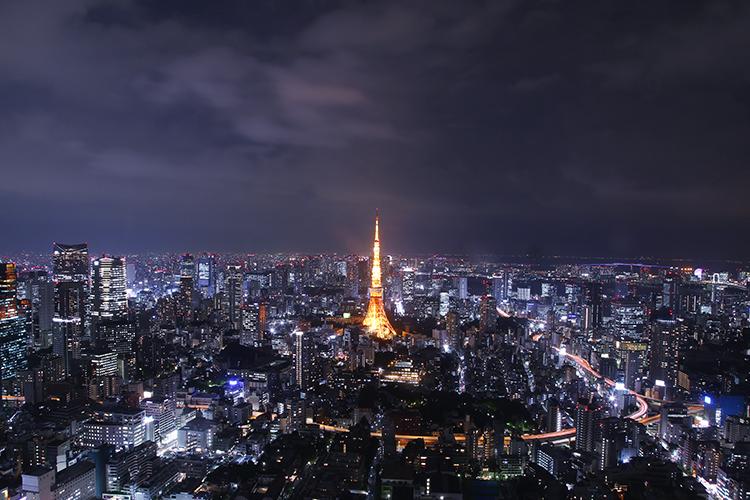東京 東京タワー TOKYO