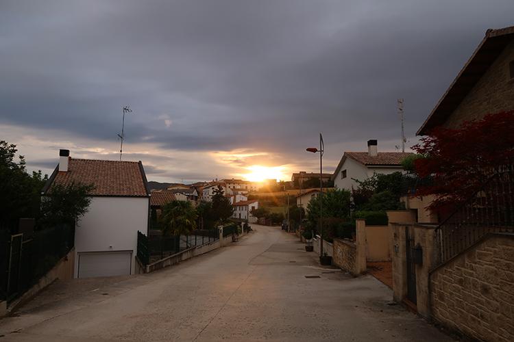 カミーノ LORCA スペイン巡礼