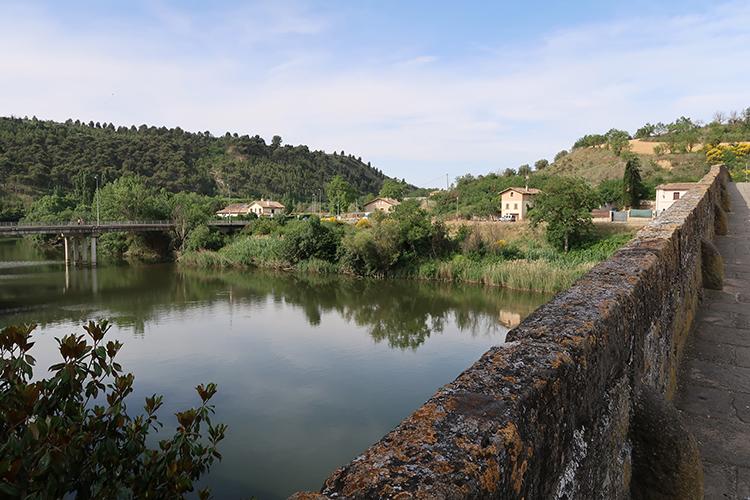 PUENTE LA REINA 王妃の橋