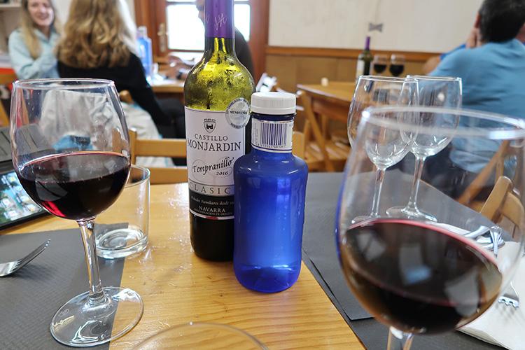 カミーノ スペイン ワイン