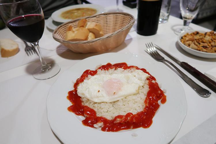 カミーノブログ アソフラ レストラン
