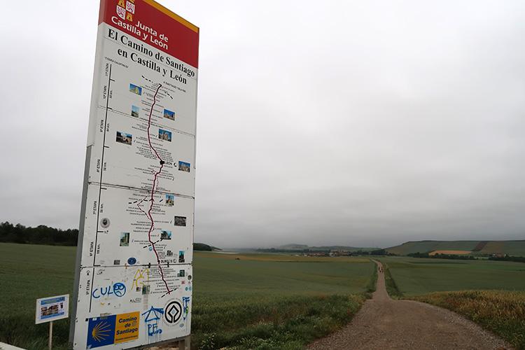 カミーノブログ スペイン巡礼 レオン州