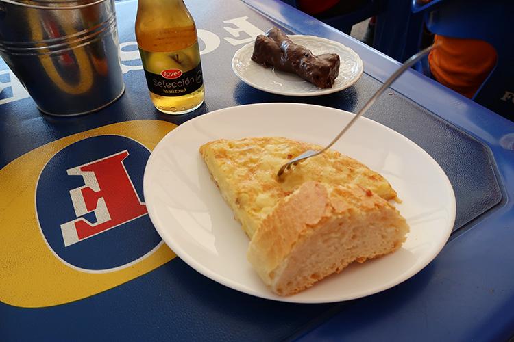 カミーノ スペイン巡礼ブログ ブルゴス バル