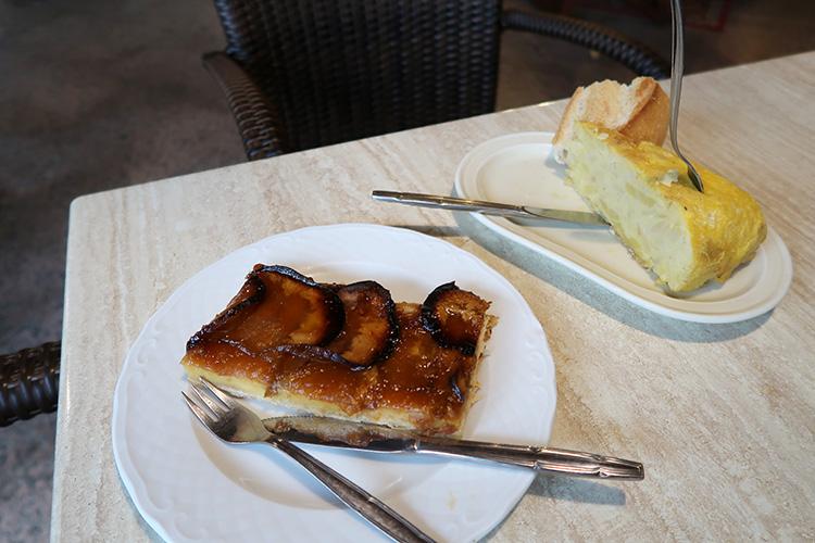 カミーノブログ スペイン巡礼 食事