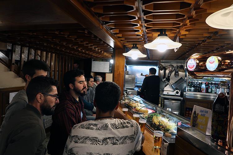 カミーノ スペイン巡礼ブログ ブルゴス バル巡り