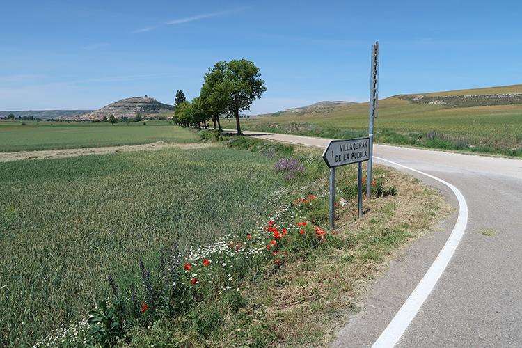 カミーノ カストロヘリス 景色 写真