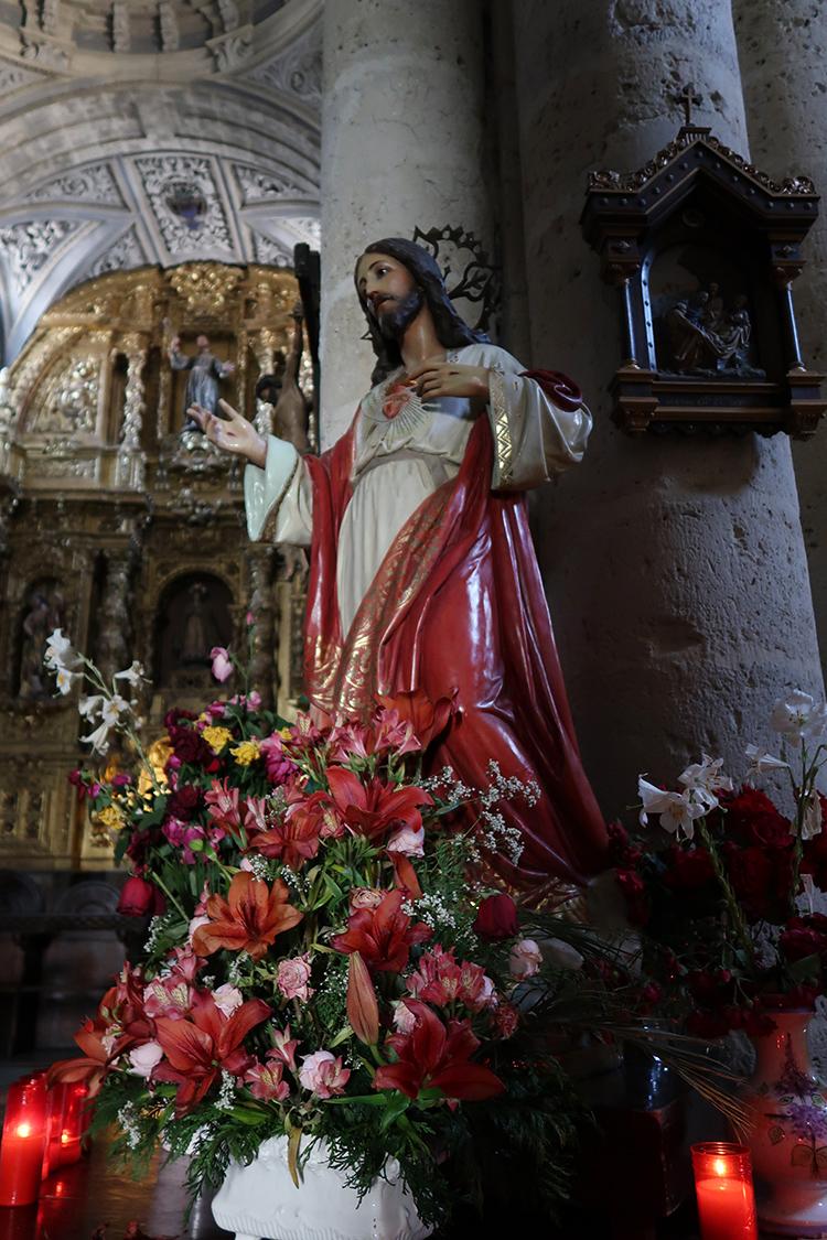 CARRION de los CONDES 教会