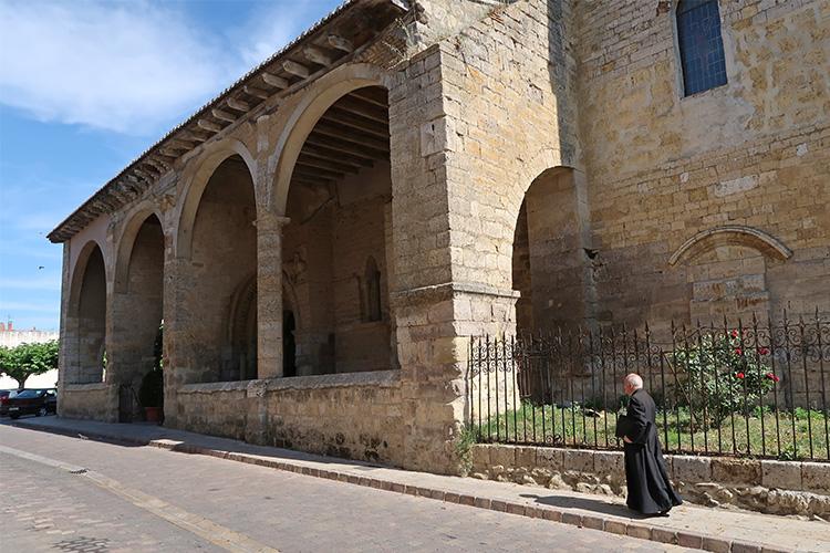 CARRION de los CONDES 教会 修道士