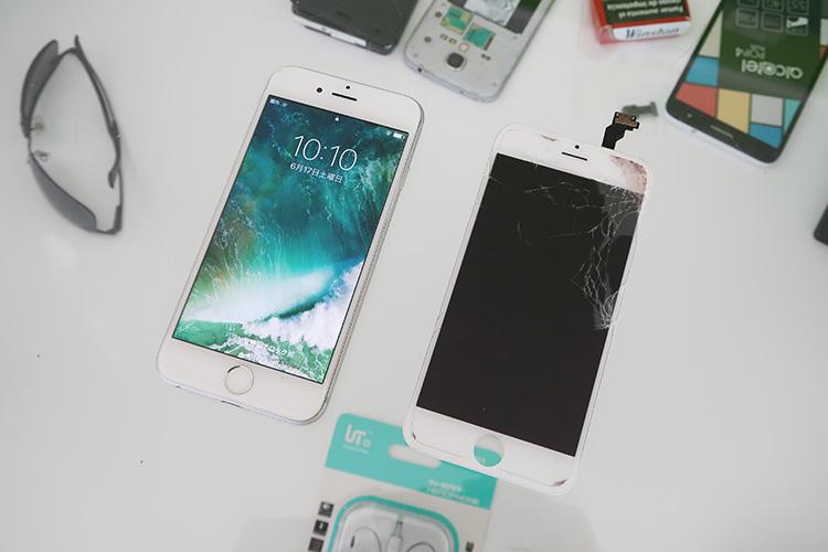 レオン カミーノブログ iphone修理