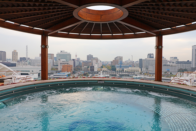 プリンセス・ダイヤモンド 温泉 泉の湯