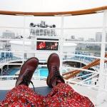 人生初の豪華客船!プリンセス・クルーズ船の旅