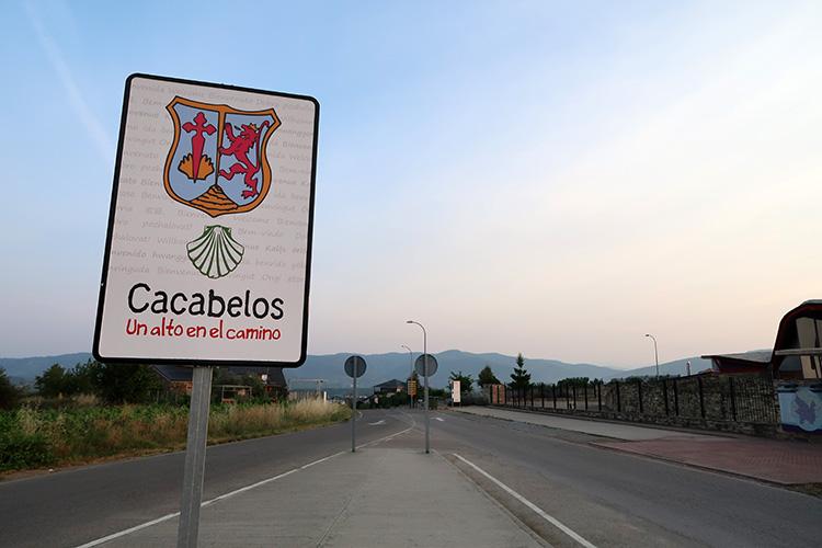 CACABELOS ワインの産地 スペイン