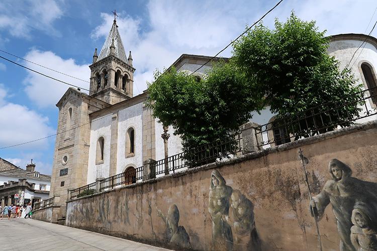 サリア 教会 カミーノ