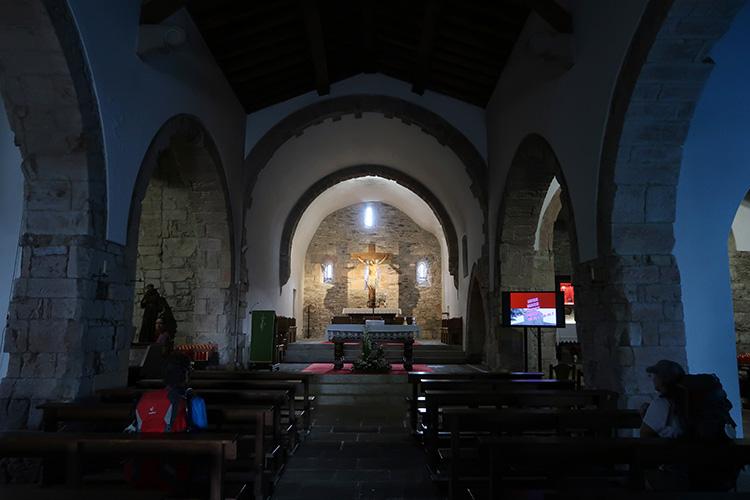 オセブレイロ 教会