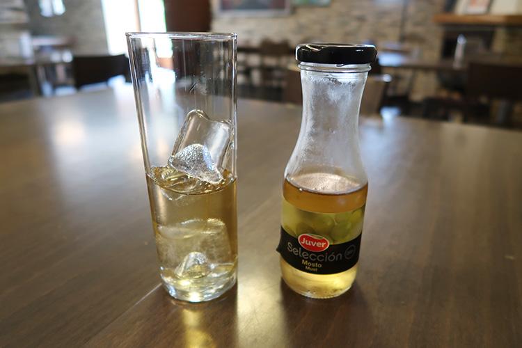 モスト ぶどうシュース スペインのジュース