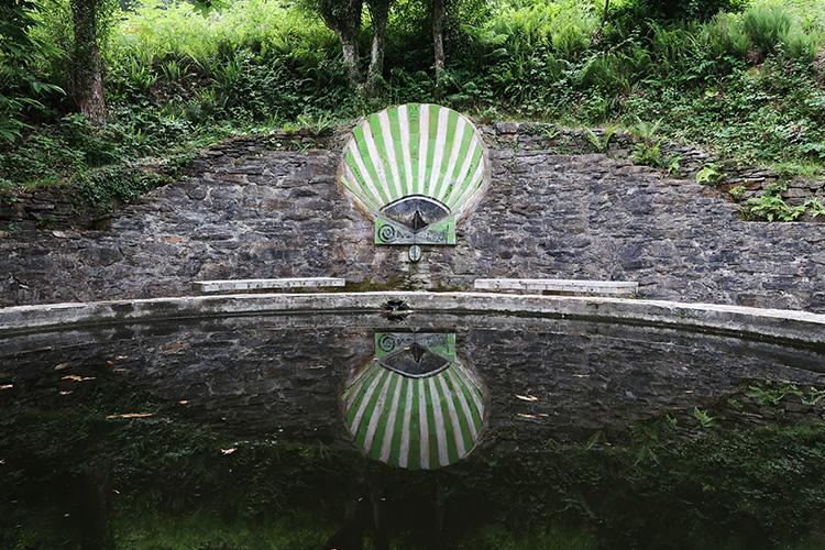 ヤコブの泉 ガリシア