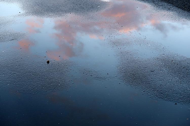 スペイン巡礼 ガリシア地方 雨