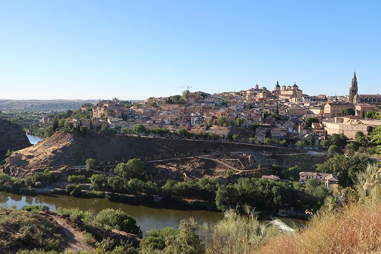 スペイン一美しい街 トレド カミーノ