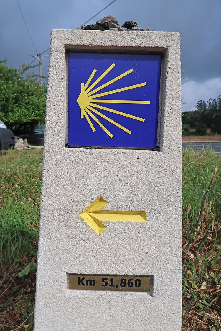 カミーノブログ サンティアゴ巡礼 ガリシア州