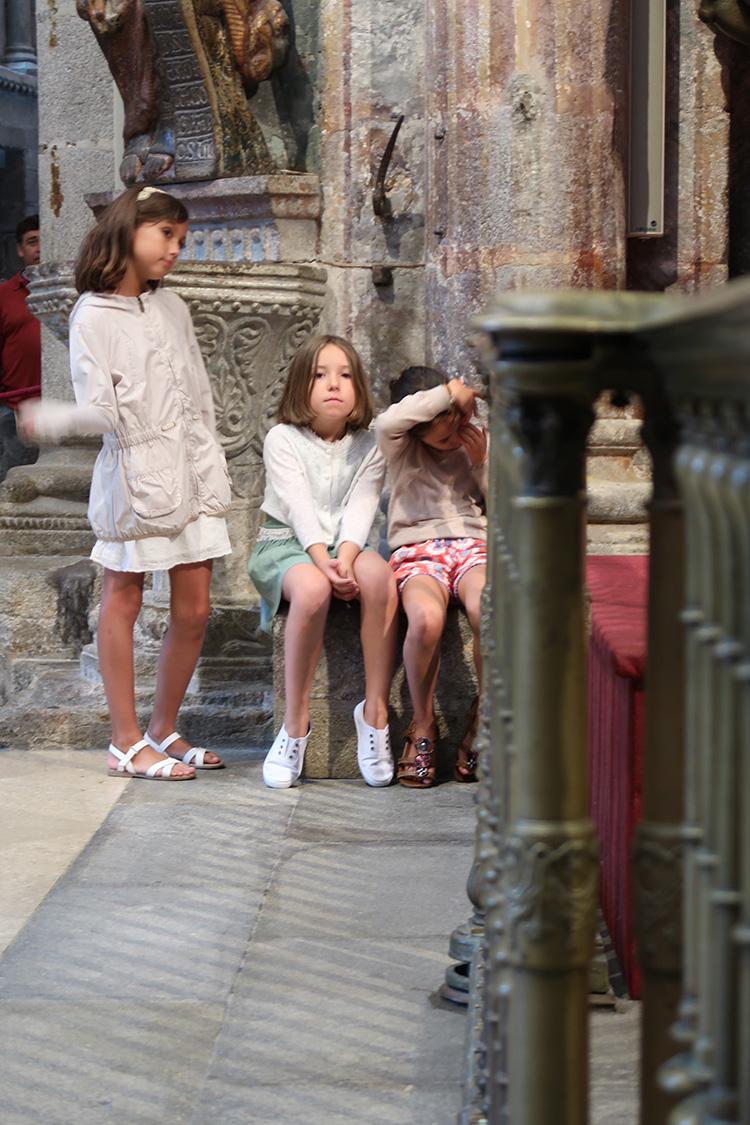 サンティアゴ・デ・コンポステーラ大聖堂 巡礼ミサ