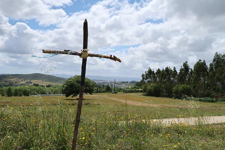 歓喜の丘 カミーノ サンティアゴ巡礼