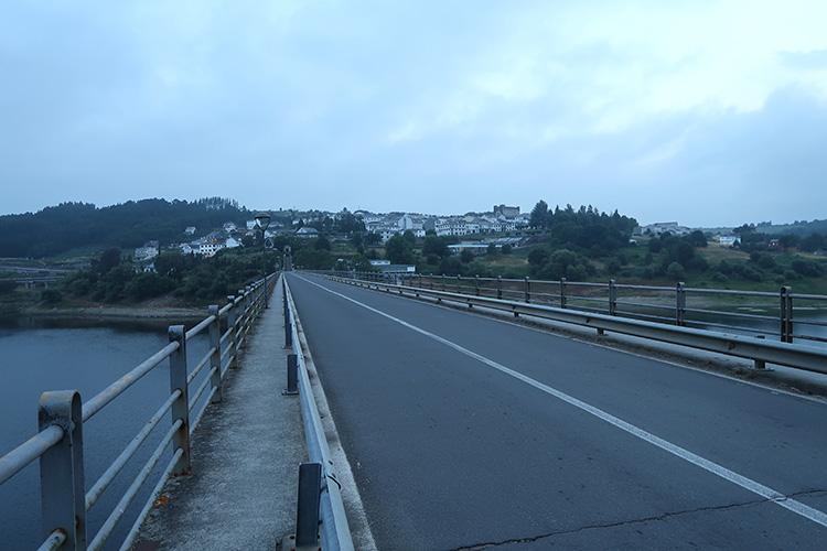 サリア カミーノ日記 ポルトマリン 橋
