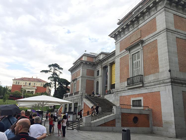 プラド美術館 マドリード