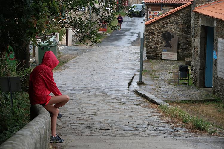 カミーノブログ サンティアゴ巡礼 道の風景