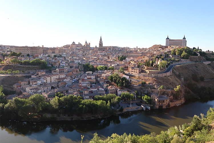 スペイン一美しい街 トレド