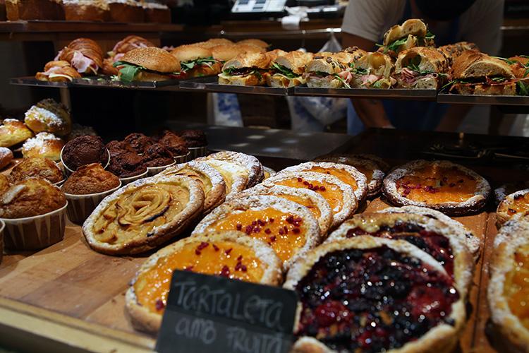 バルセロナ おすすめ パン屋さん
