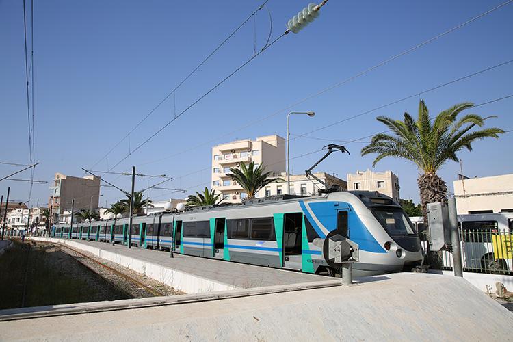 スース 鉄道駅 チュニジア