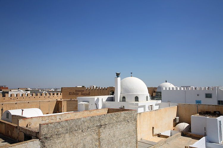 世界遺産 チュニジア ケロアン