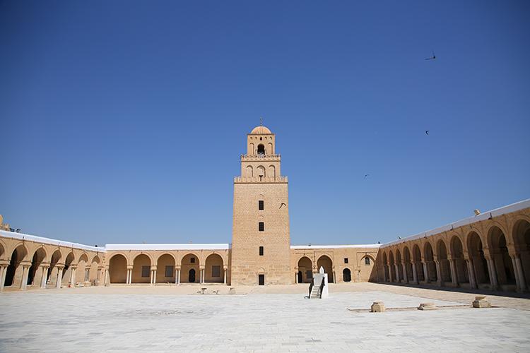世界遺産 グランドモスク ケロアン