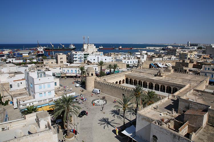 スース チュニジア 世界遺産