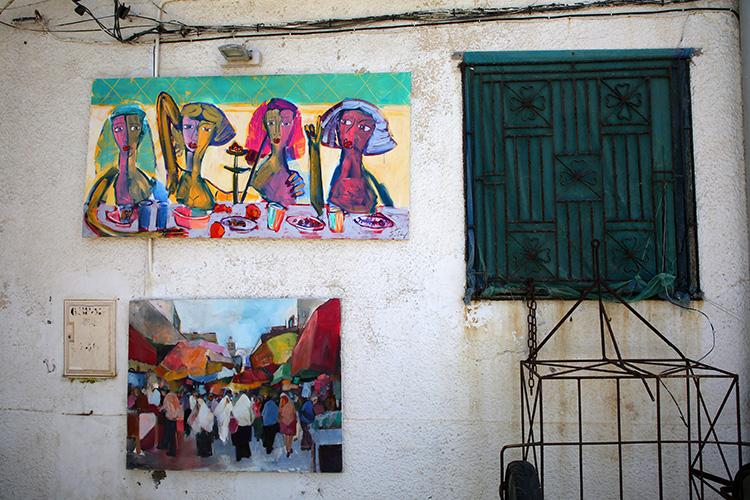 マハディア 旧市街 メディナ