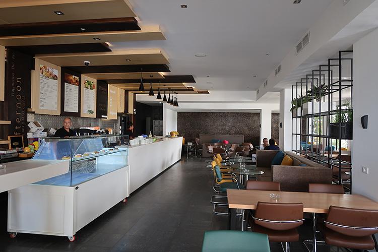 カルタゴ チュニジア カフェ