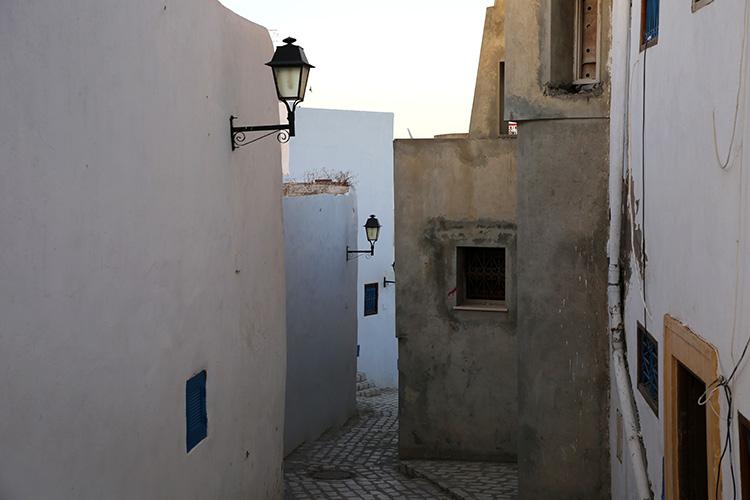 スース チュニジア 街歩き