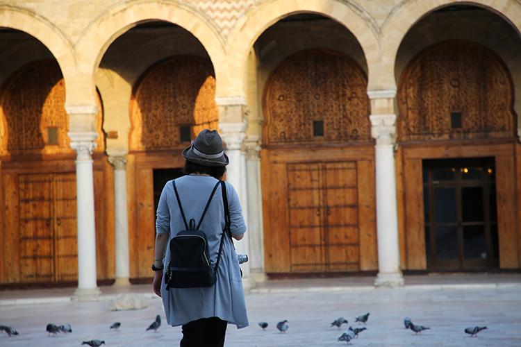 チュニス チュニジア旅行 モスク