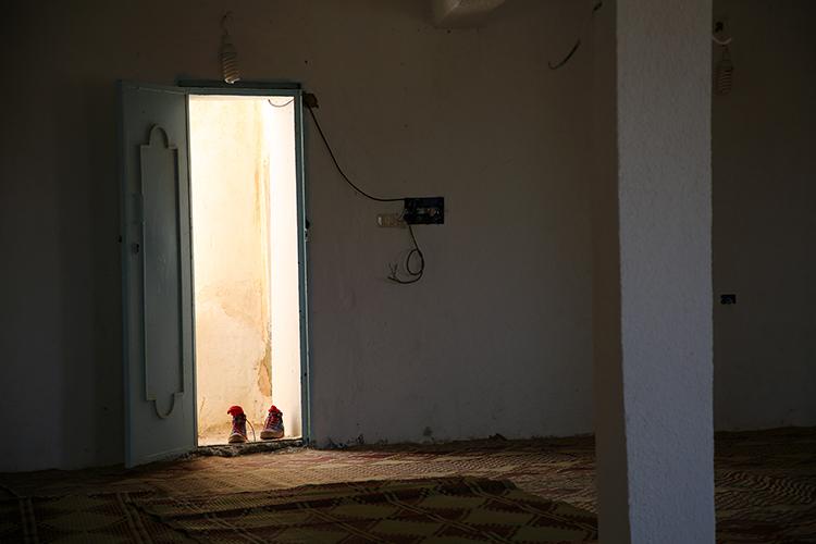 ドゥイレット クサール モスク