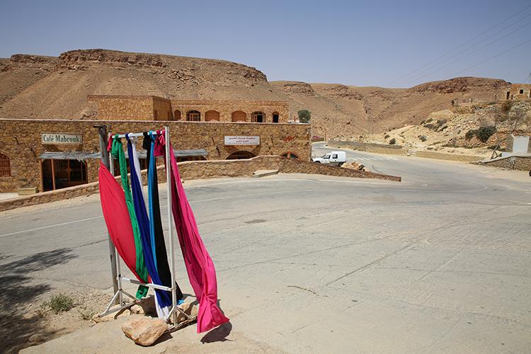 シェニーニ チュニジア 南部