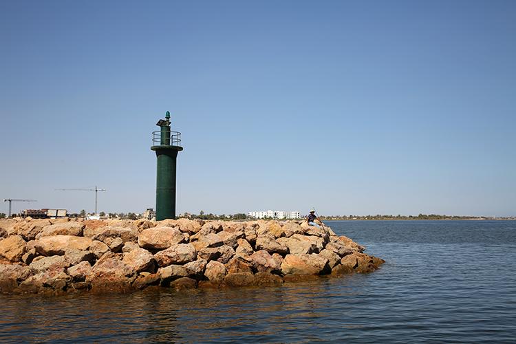 チュニジア ジェルバ島 海賊船